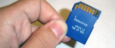 Bezpieczeństwo kart SD
