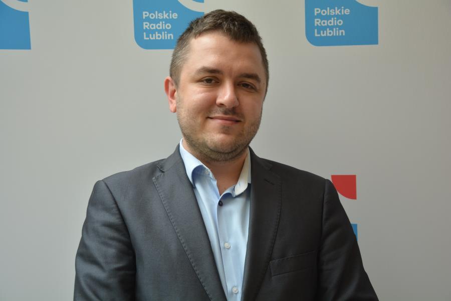 dr Lukasz Wojciechowski Radio Lublin