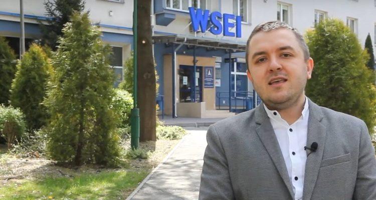 WSEI - dr Łukasz Wojciechowski